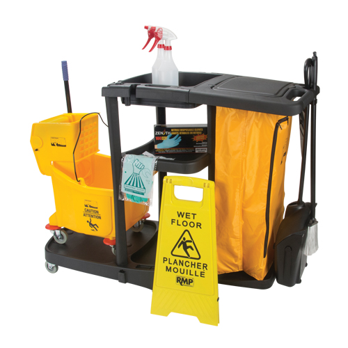 Facility Maintenance Cleaning Starter Kit JI632 | Ontario Safety Product