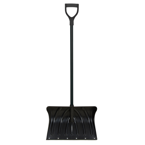 Poly Snow Shovel with Steel Wear Strip NM809 | Ontario Safety Product