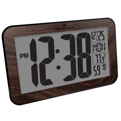 Atomic Wall Clock OP583 | Ontario Safety Product