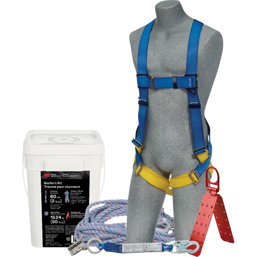 3m Protecta Fall Protection Construction Roofer S Kit