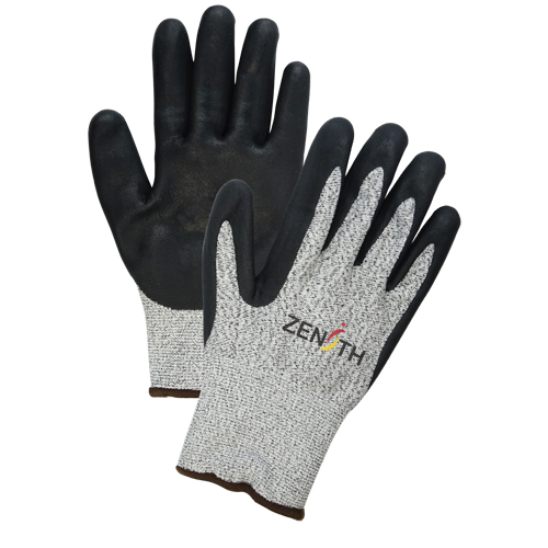 HPPE Foam Nitrile Coated Acrylic Lined Gloves SGF949 | Ontario Safety Product