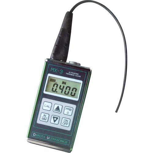 Ultrasonic Thickness Gauge THZ330 | Ontario Safety Product
