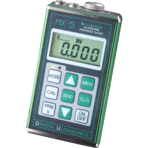 Datalogging Ultrasonic Thickness Gauge THZ331 | Ontario Safety Product