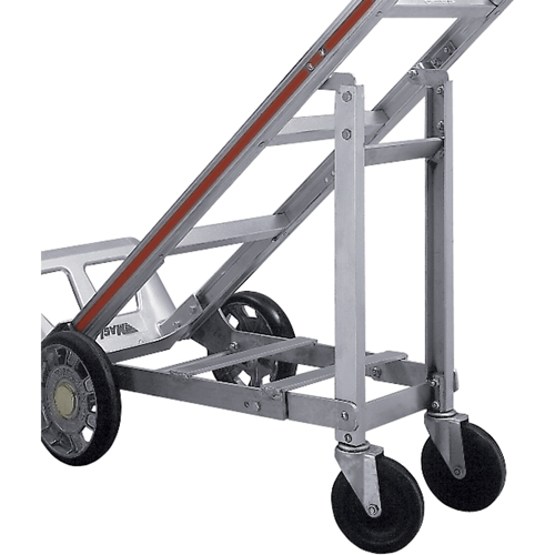 Aluminum Hand Truck Accessories - Retractable 4th Wheel XZ687 | Ontario Safety Product