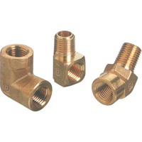 Pipe Thread Elbow 312-2792 | Ontario Safety Product