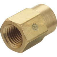 PIPE REDUCER COUPLER 3/4F X 1/2F TTT858 | Ontario Safety Product
