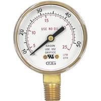 Pressure Gauges 331-2405 | Ontario Safety Product