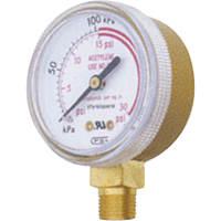 Pressure Gauges 331-2980 | Ontario Safety Product