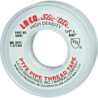 Slic-Tite® PTFE Thread Tape 434-5020 | Ontario Safety Product