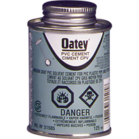 PVC Medium-Duty Grey Cement AB421 | Ontario Safety Product