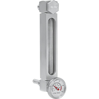 Aluminum Liquid Level Gauge AD862 | Ontario Safety Product