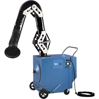 Mobile Fume Extractors w/Self Cleaning Filters BA710 | Ontario Safety Product