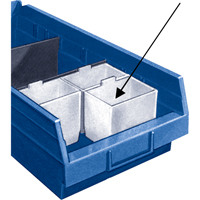 Shelf Bins - Bin Cups CB379 | Ontario Safety Product