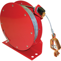 Retractable Grounding Wires DB025 | Ontario Safety Product