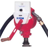 UL Approved Rotary Hand Pumps w/Meter DB886 | Ontario Safety Product