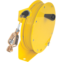 Heavy-Duty Static Grounding Hand Wind Reels DC489 | Ontario Safety Product