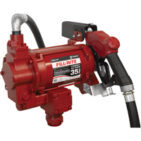 AC Utility Rotary Vane Pumps DC506 | Ontario Safety Product