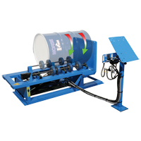 Hydra-Lift Drum Rotator / Roller DC615 | Ontario Safety Product