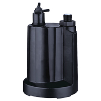 Submersible Utility Pump DC651 | Ontario Safety Product