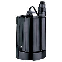 Automatic Submersible Utility Pump DC652 | Ontario Safety Product