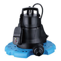 Automatic Pool Cover Pump DC654 | Ontario Safety Product