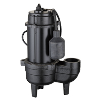 Cast Iron Sewage Pump DC661 | Ontario Safety Product