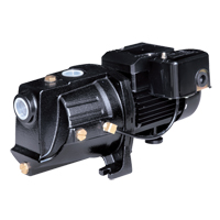 Dual Voltage Cast Iron Shallow Well Jet Pump DC662 | Ontario Safety Product