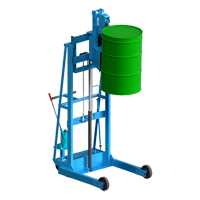 Vertical-Lift MORSPEED™ Drum Stacker DC685 | Ontario Safety Product