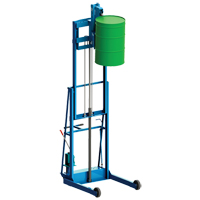 Vertical-Lift MORSPEED™ Drum Stacker DC689 | Ontario Safety Product