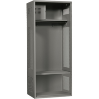 All-Welded Gear Locker FJ895 | Ontario Safety Product