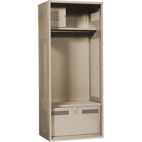 All-Welded Gear Locker FJ897 | Ontario Safety Product