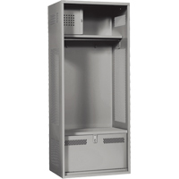 All-Welded Gear Locker FJ898 | Ontario Safety Product