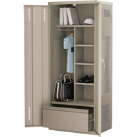 All-Welded Deluxe Gear Locker FJ915 | Ontario Safety Product