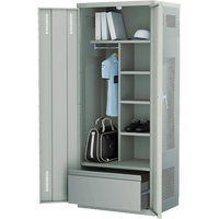 All-Welded Deluxe Gear Locker FJ916 | Ontario Safety Product