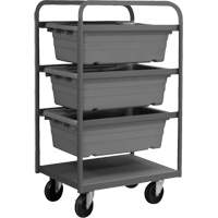 Mobile Tub Rack FM024 | Ontario Safety Product
