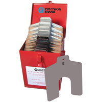 Slotted Shims - Individual Packages GR276 | Ontario Safety Product