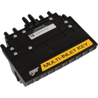 IntelliDoX Multi-Inlet Key HZ190 | Ontario Safety Product
