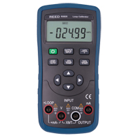 Current Loop Calibrator IA412 | Ontario Safety Product
