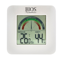 Indoor Hygrometers with BIOS Comfort Scale IA497 | Ontario Safety Product