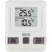 Indoor/Outdoor Wireless Thermometers IA505 | Ontario Safety Product