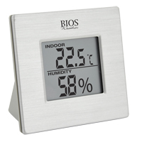 Indoor Thermometers for Humidity & Temperature IA506 | Ontario Safety Product