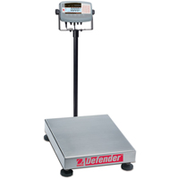 Defender™ 7000 Square Bench Scales IA643 | Ontario Safety Product