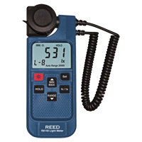 REED LED Light Meter IB929 | Ontario Safety Product