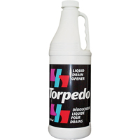 Torpedo Drain Cleaner & Opener JA452 | Ontario Safety Product