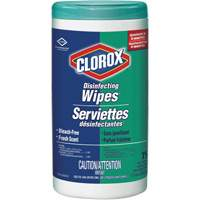Cleaners & Disinfectants - Clorox® Disinfecting Wipes JC228 | Ontario Safety Product