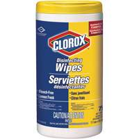 Cleaners & Disinfectants - Clorox® Disinfecting Wipes JC229 | Ontario Safety Product