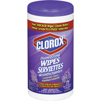 Cleaners & Disinfectants - Clorox® Disinfecting Wipes JC231 | Ontario Safety Product