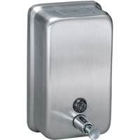 Soap Dispensers - Tank Type Soap Dispensers JC567 | Ontario Safety Product