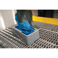 Automatic Shoe Cover Dispenser JD263 | Ontario Safety Product