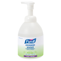Purell® Advanced Foam Hand Rub JG565 | Ontario Safety Product